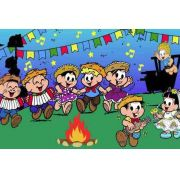 Painel Decorativo Festa Festa Junina Arraiá #02