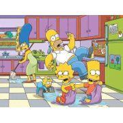 Painel Decorativo Festa Os Simpsons #05