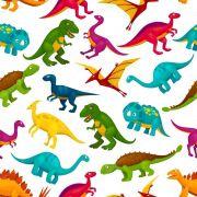 Papel De Parede Adesivo Dinossauros mod01