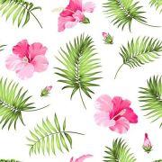 Papel De Parede Adesivo Flores Floral mod03