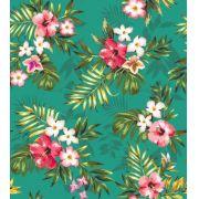 Papel De Parede Adesivo Flores Floral #05