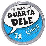 QUARTA DELE GEL RETARDANTE MASCULINO POTE 7G GARJI