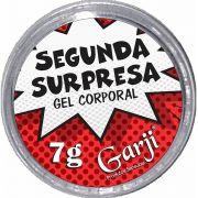 SEGUNDA SURPRESA EXCITANTE QUENTE/FRIO POTE 7G GARJI