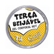 TERCA BEIJAVEL GEL HOT POTE 7G GARJI