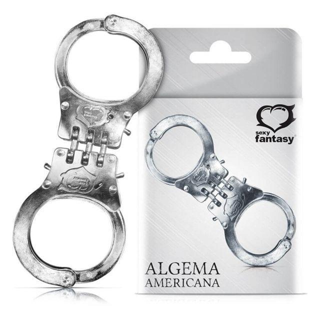 ALGEMA AMERICANA DE METAL SEXY FANTASY