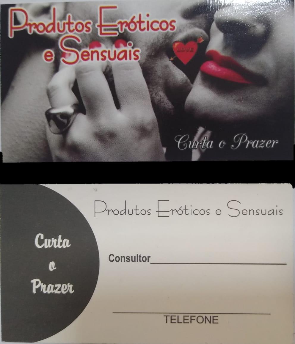 CARTAO DE VISITA REVENDEDOR PACK 20 UNID DOCE PRAZER