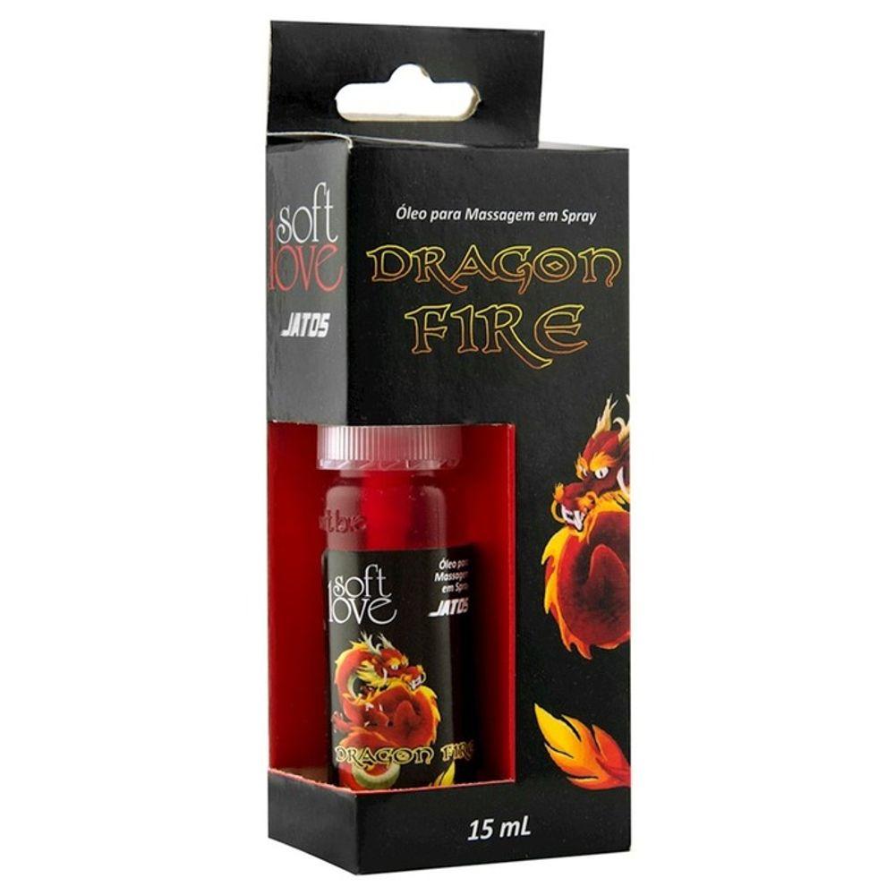 DRAGON FIRE EXCITANTE JATOS 15ML SOFT LOVE