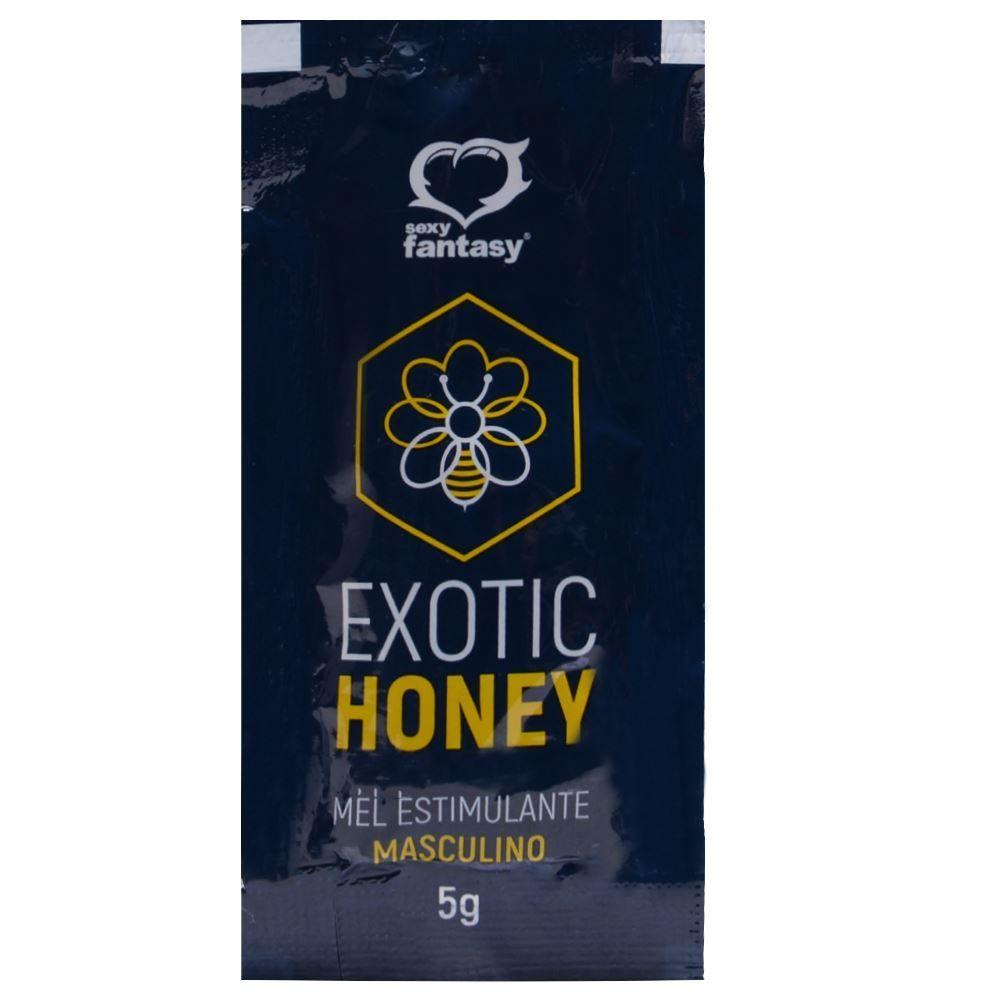 EXOTIC HONEY MELZINHO EXCITANTE MASCULINO 5G SEXY FANTASY