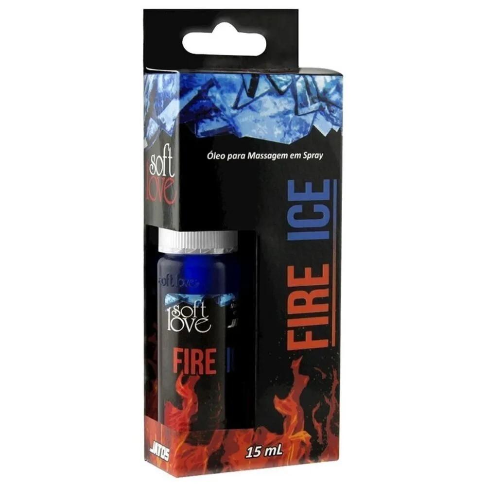 FIRE ICE EXCITANTE UNISSEX JATOS 15ML SOFT LOVE