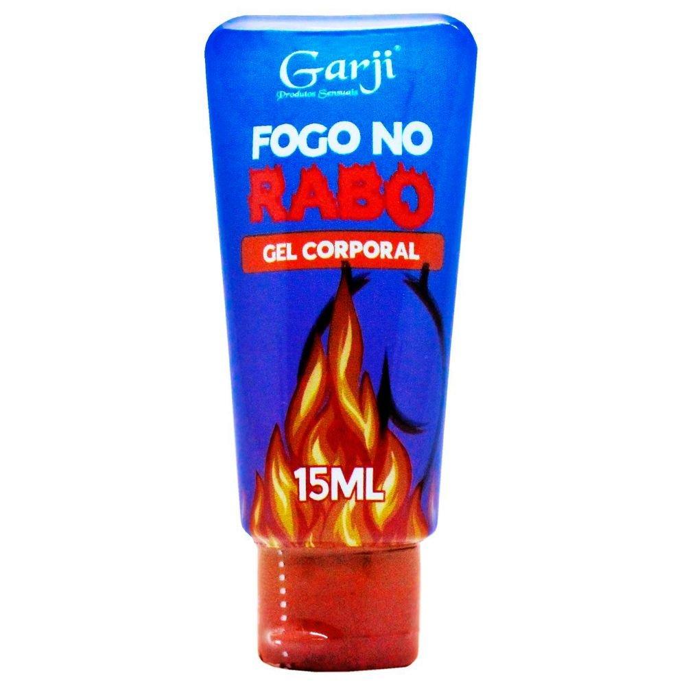 FOGO NO RABO GEL FUNCIONAL ANESTÉSICO 15ML GARJI