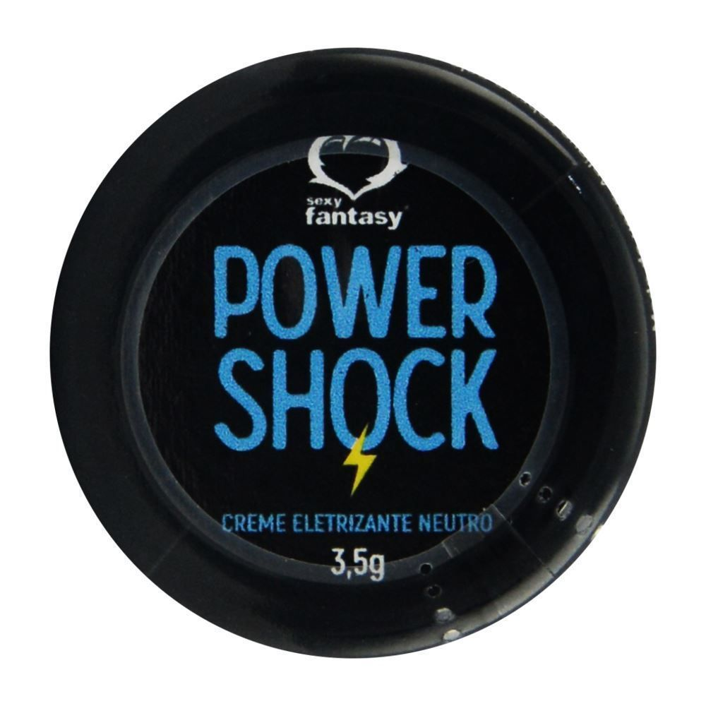 POWER SHOCK ELETRIZANTE 3,5G SEXY FANTASY