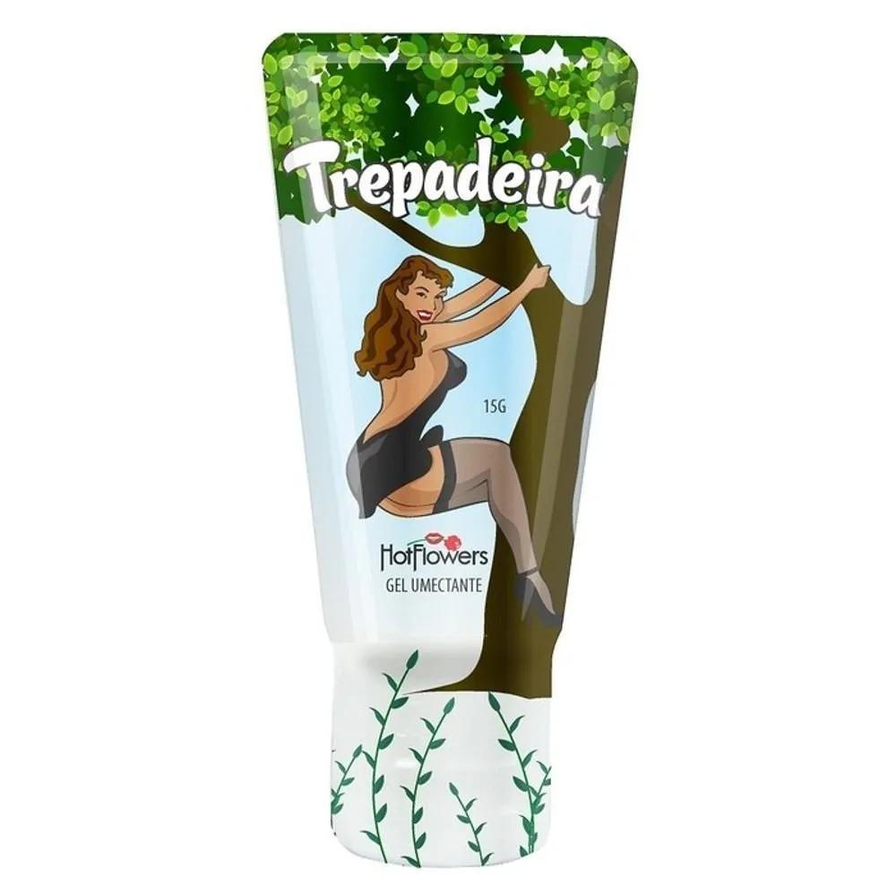 TREPADEIRA GEL EXCITANTE FEMININO 15G HOT FLOWERS