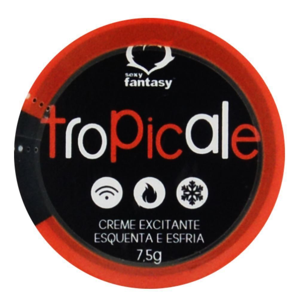 TROPICALE EXCITANTE POMADA 7,5G SEXY FANTASY