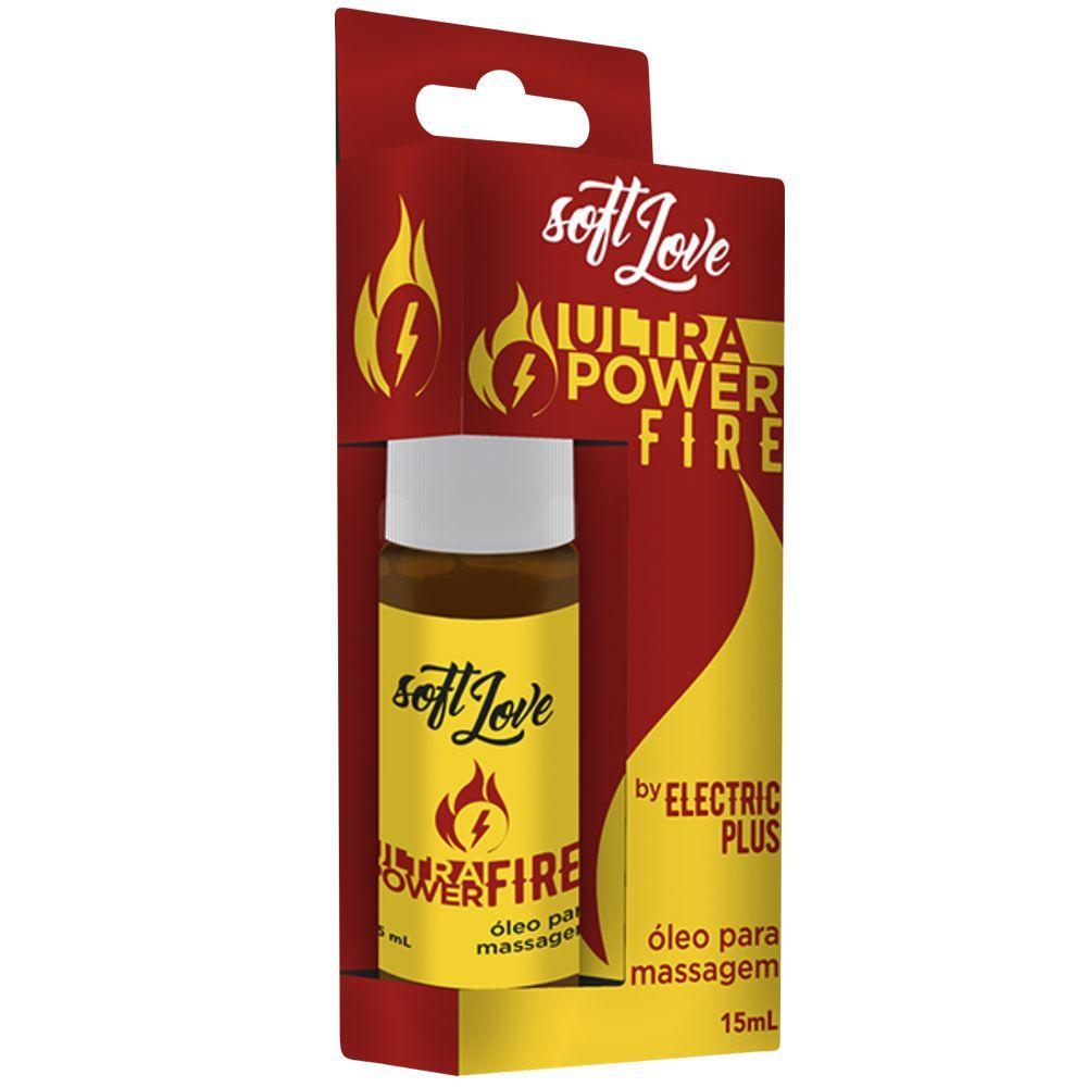 ULTRA POWER FIRE ELETRIC PLUS JATOS 15ML SOFT LOVE