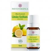 Óleo Essencial de Limão Siciliano Phytoterápica 10ml