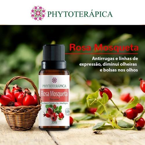 Óleo Essencial de Rosa Mosqueta Phytoterápica 10ml