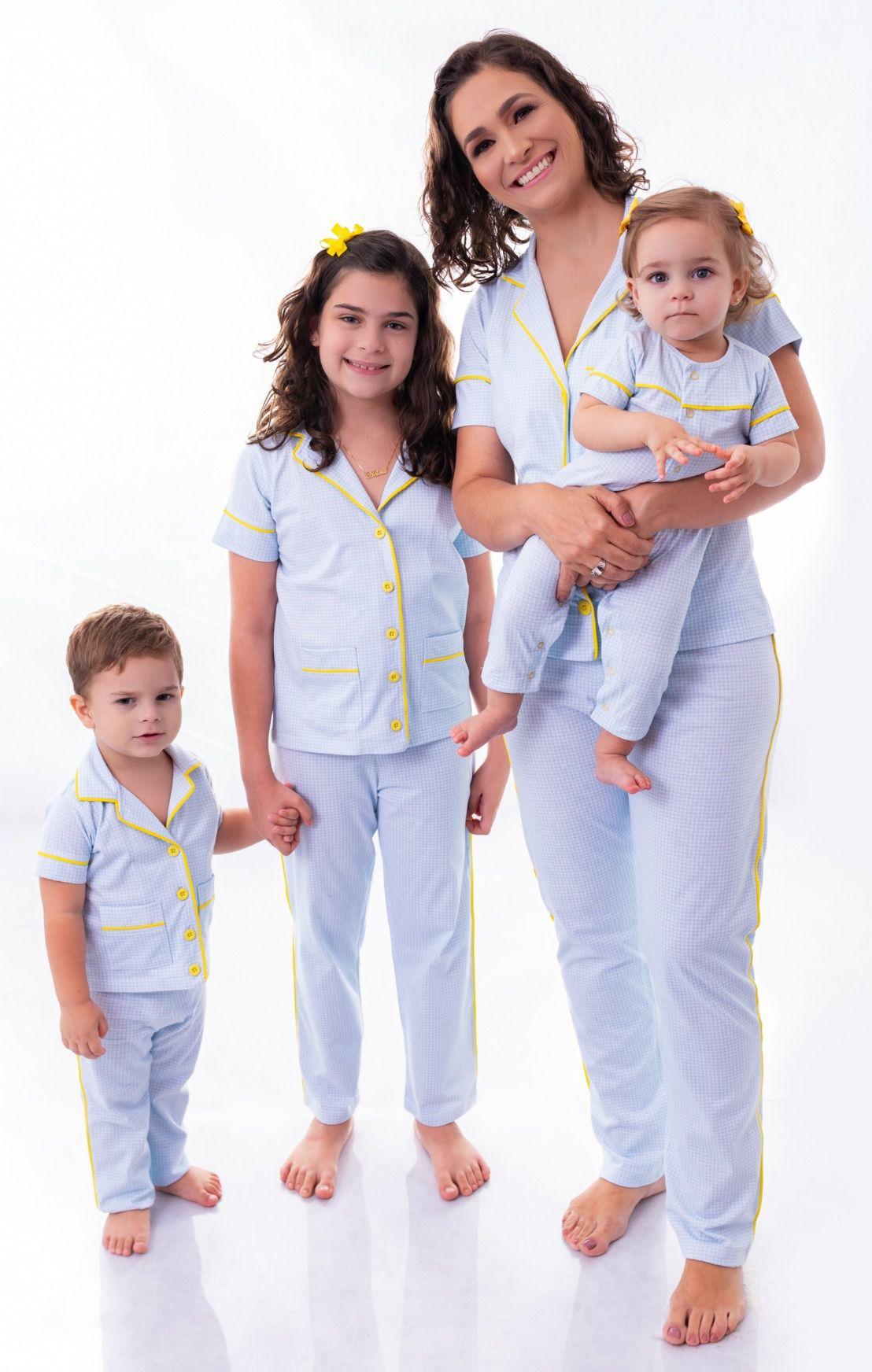 Pijama Tal Mãe Tal Filhos da mamãe