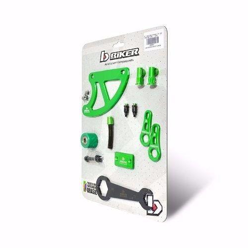 Kit Personalização 8 Peças Kawasaki Kxf 250 Kxf 450 Biker