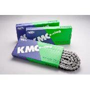Corrente Transmissão Kmc 520 Uo X 118 Com Retentor Para Moto