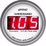 Wideband Odg Drag Lsu 4.2 52mm Display Led Vermelho
