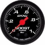 Manômetro Odg Dakar Pressão De Turbo Boost 1 Bar 52mm