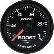 Manômetro Odg Dakar Pressão Turbo Boost 1 Bar Full Color 52mm