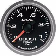 Manômetro Odg Evolution Boost 1 Bar Full Color 52mm