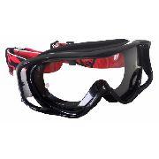 Óculos De Trilha Red Dragon Preto Lente Simples Yh-08
