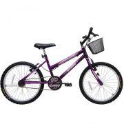 Bicicleta Cairu Star Girl Violeta