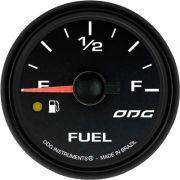 Indicador Odg Dakar Full Color Nível De Combustível 52Mm