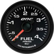 Manômetro Dakar Full Color Fuel 4 BAR 52 mm