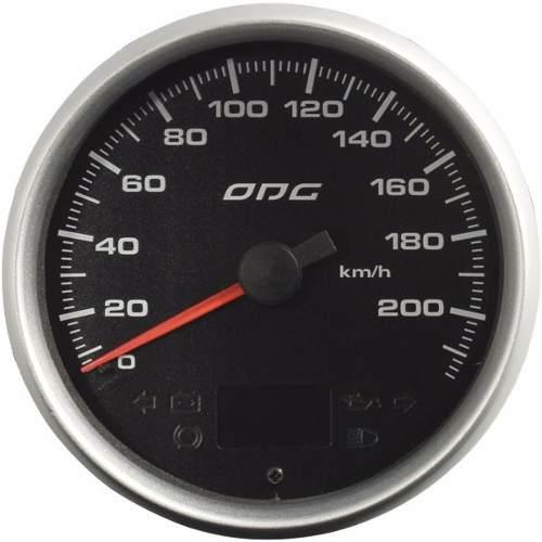 Velocímetro Odg Evolution Full Color 220km/h 100mm