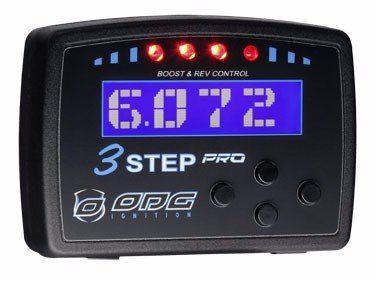 Corte De Giros 3 Step Pro Odg Limitador + Condensador Di / TR