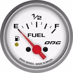 Indicador Odg Drag Nível De Combustível 52Mm