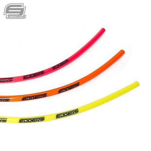Mangueira Respiro Colorida Amarelo Neon Edgers Racing 1 Unid
