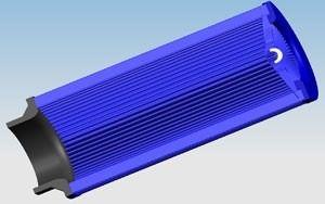 Kit 2 Filtros De Ar Esportivo Scientific Air Flow Spa Turbo