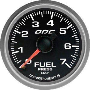 Manômetro Odg Fuel 7 Bar Evolution Full Color 52mm