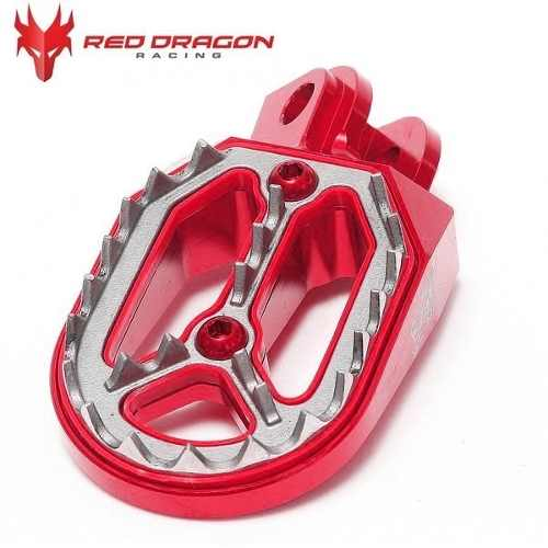 Pedaleira Motocross Red Dragon Honda Cr125/250 Crf150/250/45