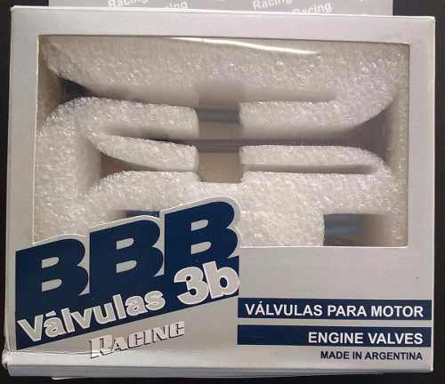 Kit Valvulas De Admissão + Molas Yamaha Yz Wr Gas Gas Ec 3b