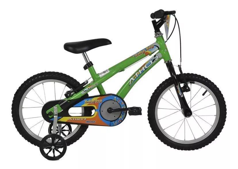 Bicicleta Athor Baby Boy Verde