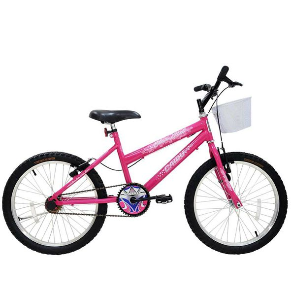 Bicicleta Cairu Star Girl Rosa