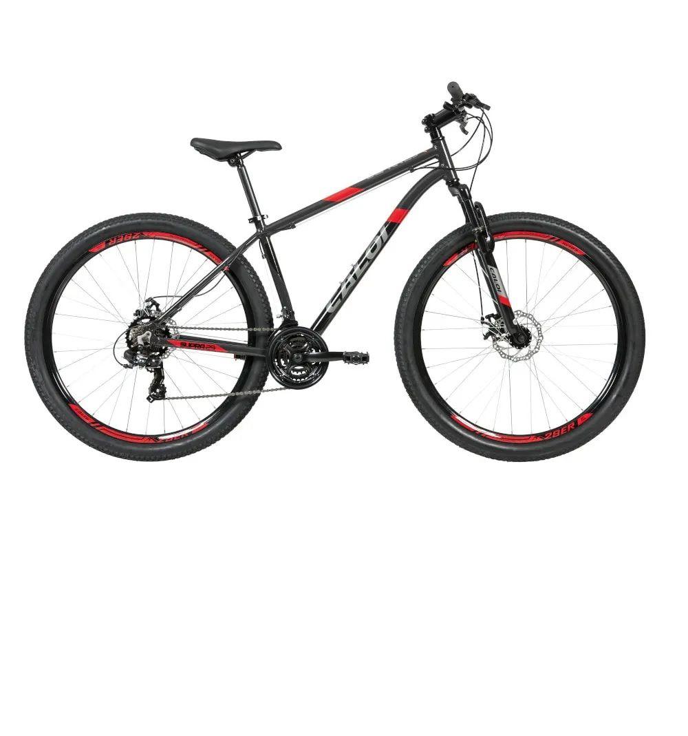 Bicicleta Caloi Supra 29 Cinza
