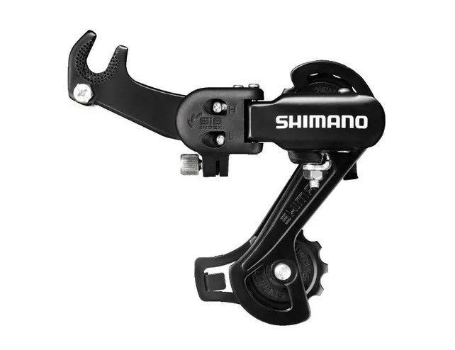 Cambio Shimano Rd-tz31 6/7v Original Gancheira c/NF
