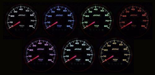 Contagiros Odg Evolution Full Color 8.000rpm 100mm