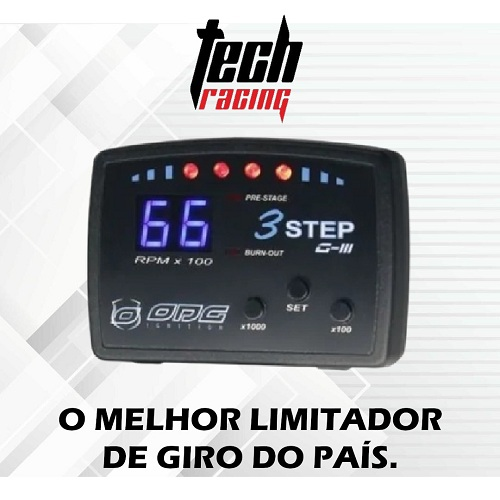Corte De Giros 3 Step G3 Odg Tech Racing Barato