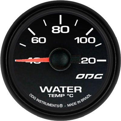 Indicador Odg DAKAR Full Color Temperatura Da Água 52Mm