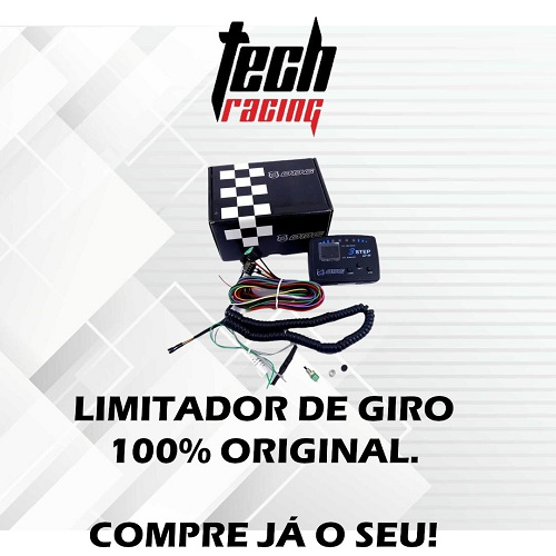 ODG Corte De Giros 3 Step G3  Limitador  + Nota Fiscal