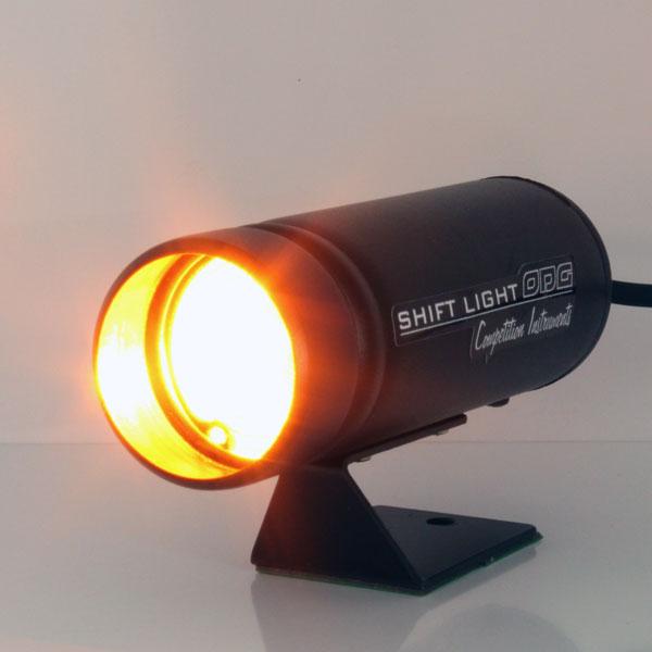 Shift Light canhão Odg Instrumentos Com Modulo Acionamento