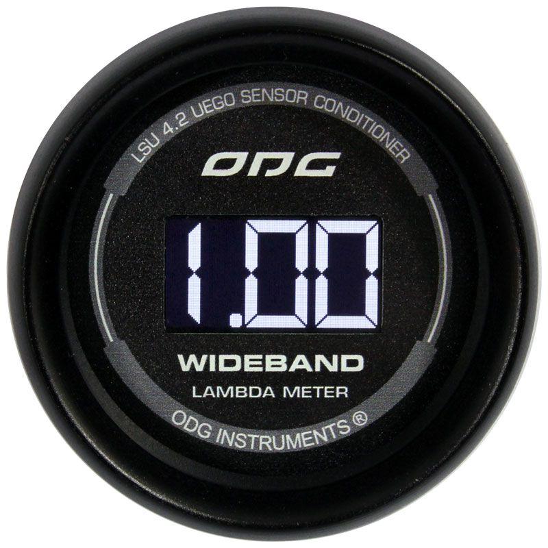 Wideband Dakar 2° Geração LSU 4.2 52mm