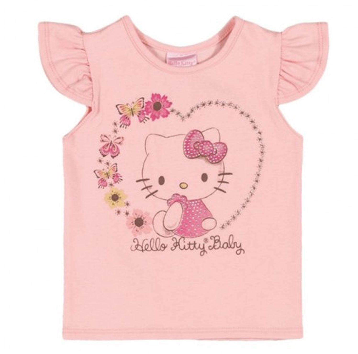 BLUSA HELLO KITTY REF:87271 P/G